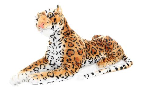 Plyš Leopard 85 cm