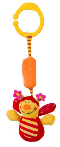 Závěsná hračka Baby Ono - BERUŠKA se zvukem rolničky