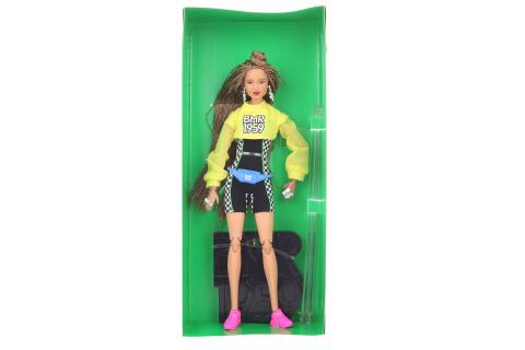 Barbie BMR1959 Barbie v šortkách s ledvinkou módní deluxe GHT91