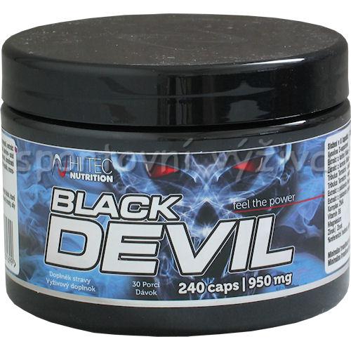 Black Devil 240 kapslí