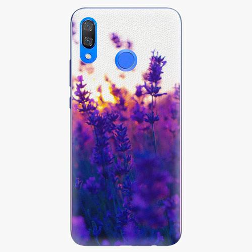 Plastový kryt iSaprio - Lavender Field - Huawei Y9 2019