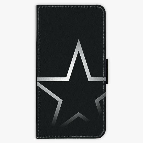 Flipové pouzdro iSaprio - Star - iPhone 8