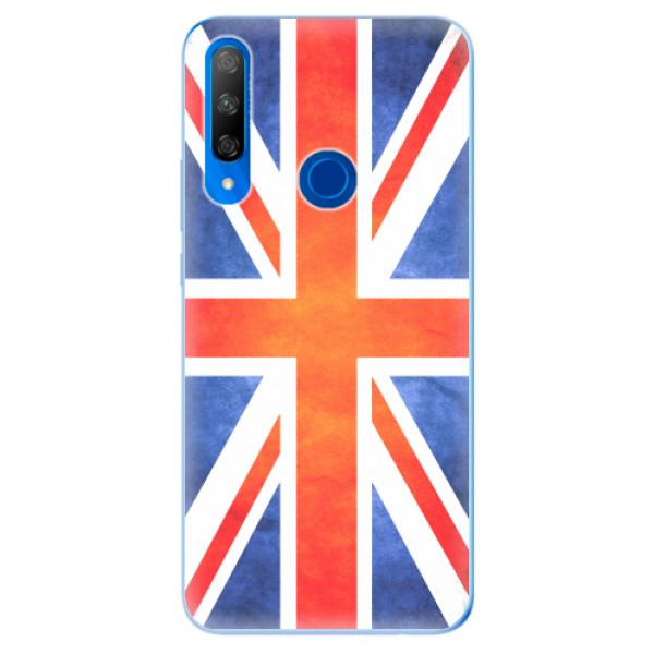 Odolné silikonové pouzdro iSaprio - UK Flag - Huawei Honor 9X