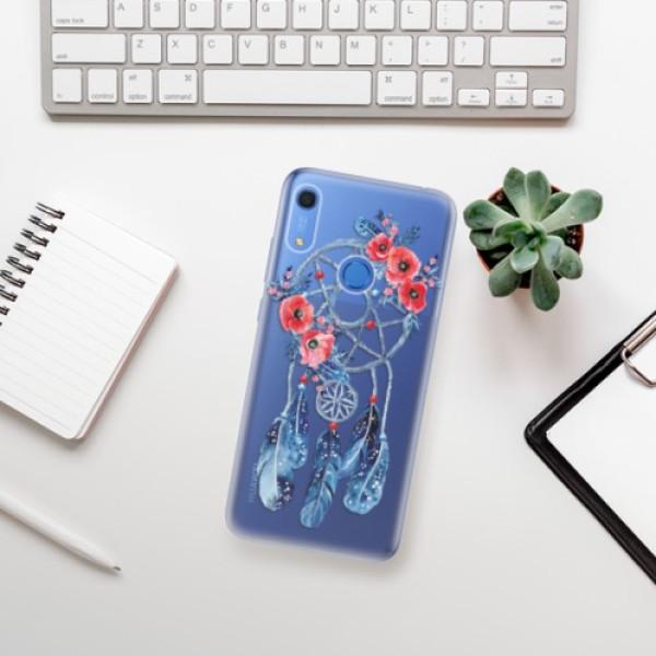 Odolné silikonové pouzdro iSaprio - Dreamcatcher 02 - Huawei Y6s
