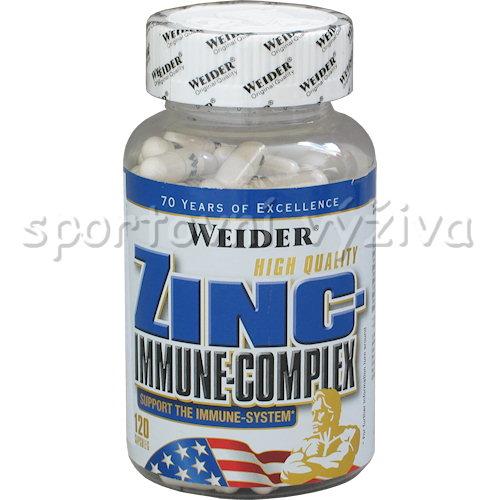 Zinc Caps 120 kapslí