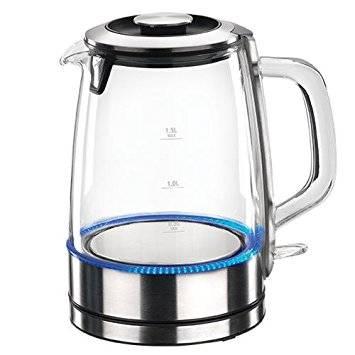Rychlovarná konvice ze skla 1,7l