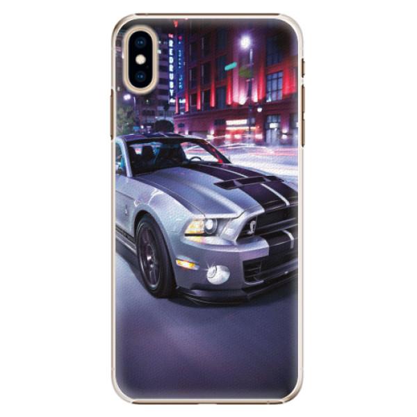 Plastové pouzdro iSaprio - Mustang - iPhone XS Max
