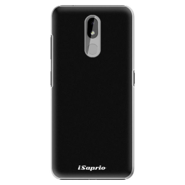 Plastové pouzdro iSaprio - 4Pure - černý - Nokia 3.2