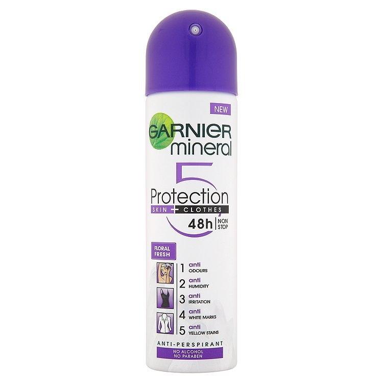 Mineral Protection 5 Floral Fresh minerální deodorant 150 ml