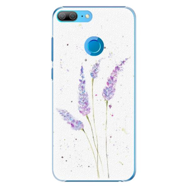 Plastové pouzdro iSaprio - Lavender - Huawei Honor 9 Lite
