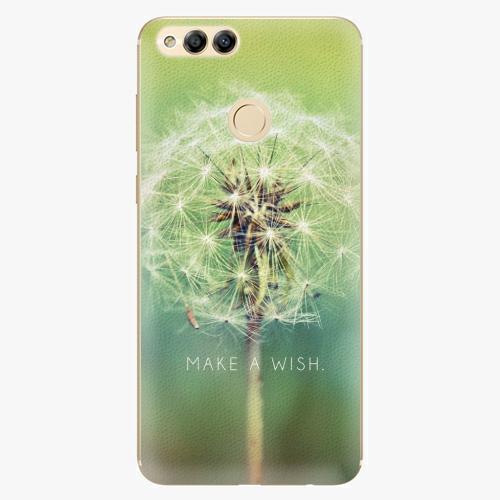 Plastový kryt iSaprio - Wish - Huawei Honor 7X