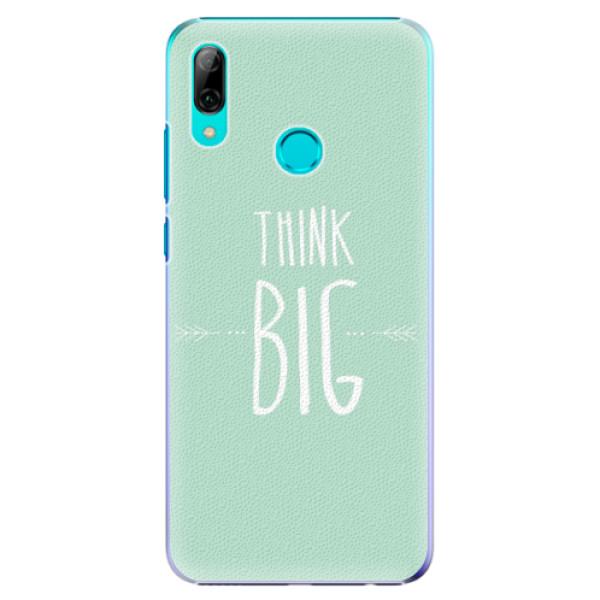 Plastové pouzdro iSaprio - Think Big - Huawei P Smart 2019