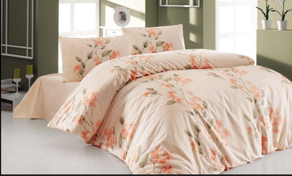 Přehoz přes postel dvoulůžkový Laura salmon, Výběr rozměru: