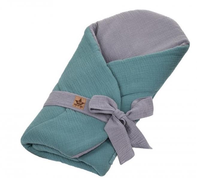 baby-nellys-muselinova-zavinovacka-s-vyztuzi-na-zavazovani-75x75cm-olivova-seda