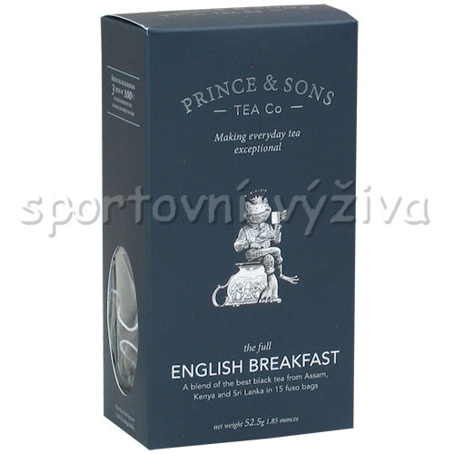 English Breakfast 15 sáčků (52,5g)