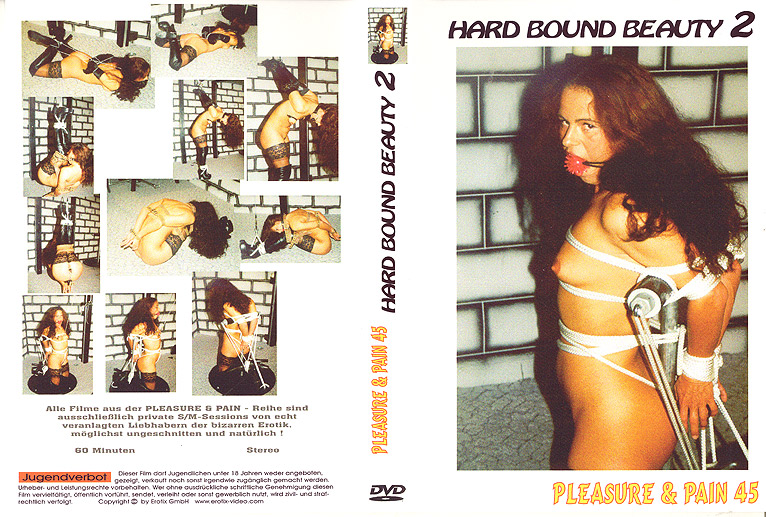DVD Hard bound beauty 2