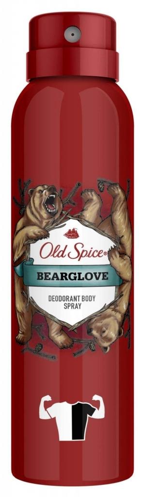 Bearglove deodorant ve spreji 150 ml