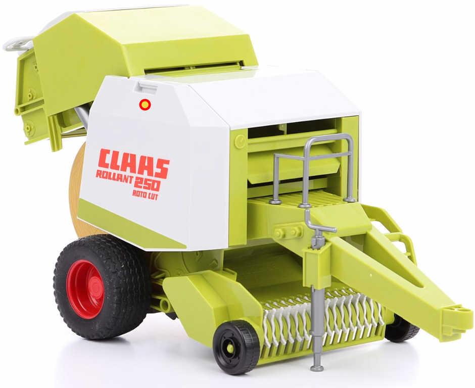 BRUDER 02121 (2121) CLAAS Rollant 250 - balíkovač