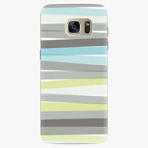 Plastový kryt iSaprio - Stripes - Samsung Galaxy S7 Edge