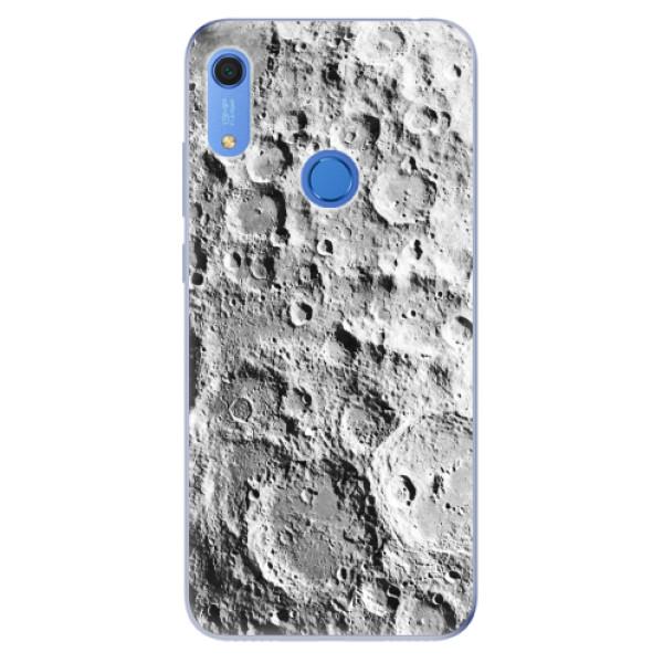 Odolné silikonové pouzdro iSaprio - Moon Surface - Huawei Y6s