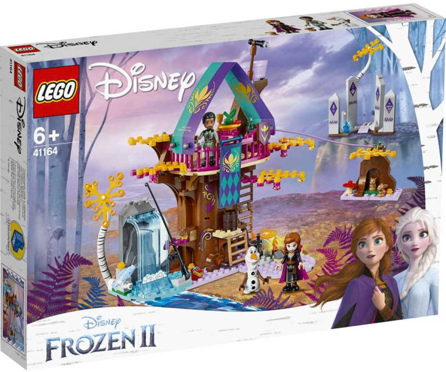 LEGO PRINCESS Frozen 2 Kouzelný domek na stromě 41164 STAVEBNICE