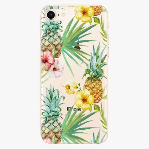 Pineapple Pattern 02   iPhone 8