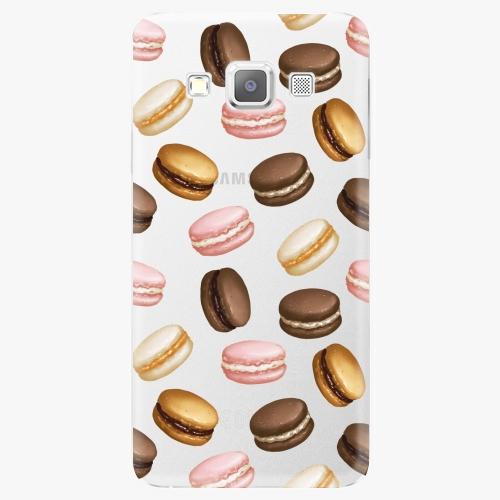 Plastový kryt iSaprio - Macaron Pattern - Samsung Galaxy A7