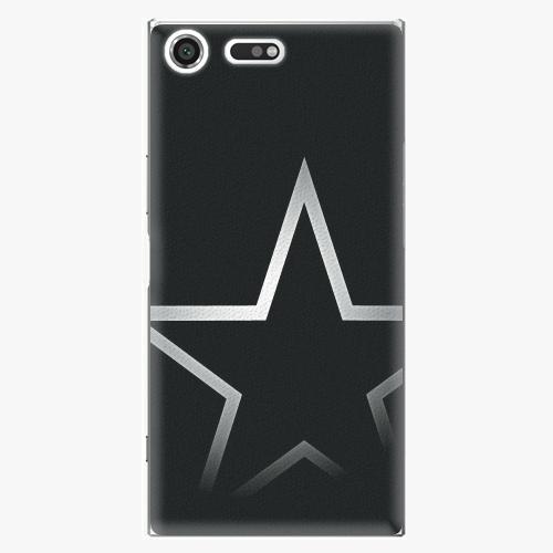 Plastový kryt iSaprio - Star - Sony Xperia XZ Premium