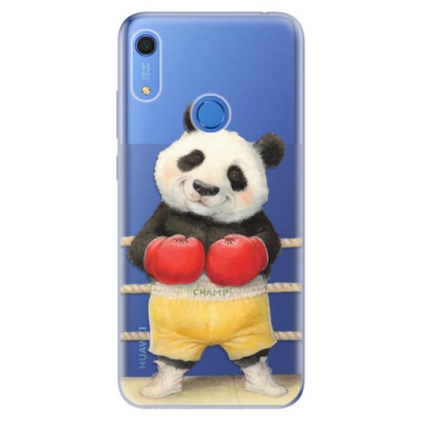 Odolné silikonové pouzdro iSaprio - Champ - Huawei Y6s