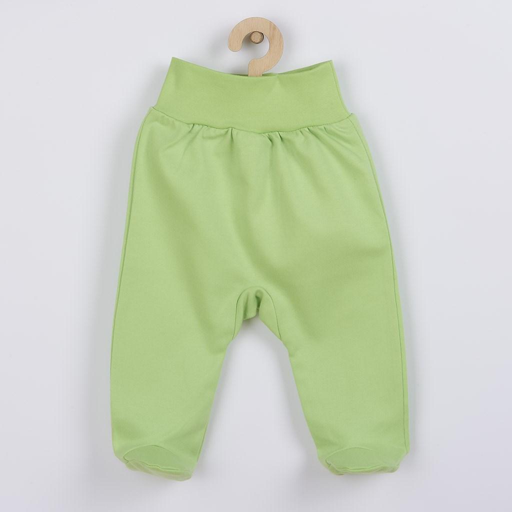 Kojenecké polodupačky New Baby - zelená/80 (9-12m)