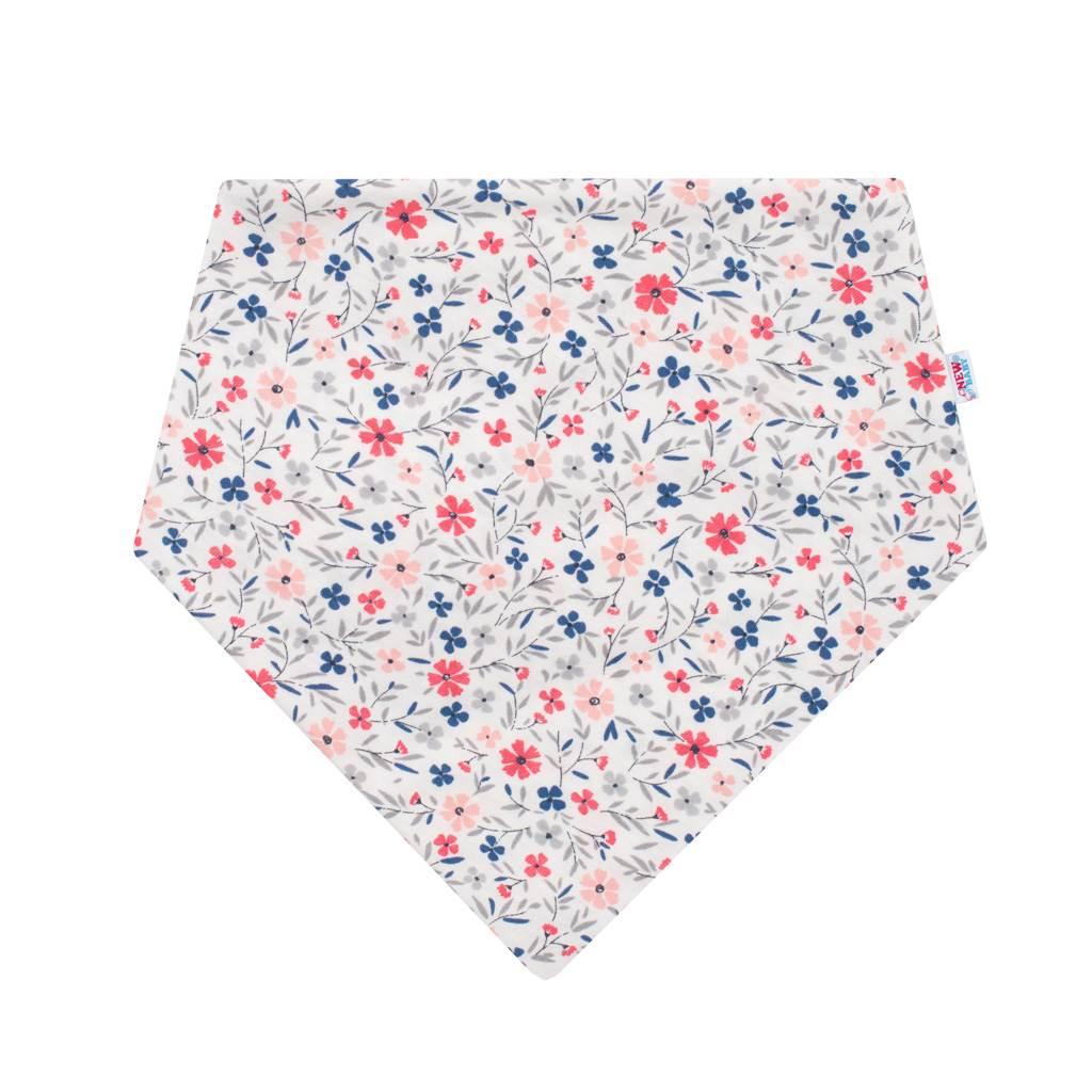 Kojenecký šátek na krk New Baby For Girls - dle obrázku/univerzální