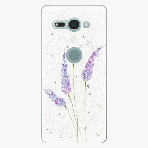Plastový kryt iSaprio - Lavender - Sony Xperia XZ2 Compact