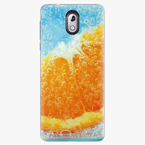 Plastový kryt iSaprio - Orange Water - Nokia 3.1