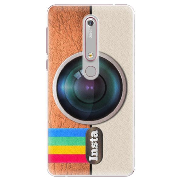 Plastové pouzdro iSaprio - Insta - Nokia 6.1