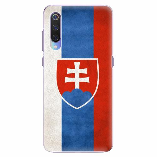 Plastový kryt iSaprio - Slovakia Flag - Xiaomi Mi 9