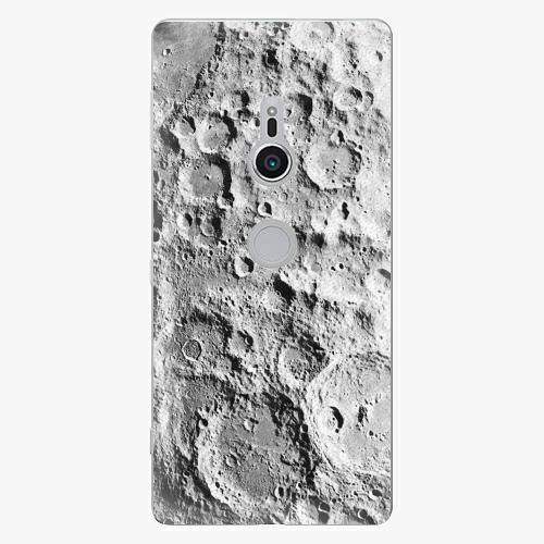 Plastový kryt iSaprio - Moon Surface - Sony Xperia XZ2