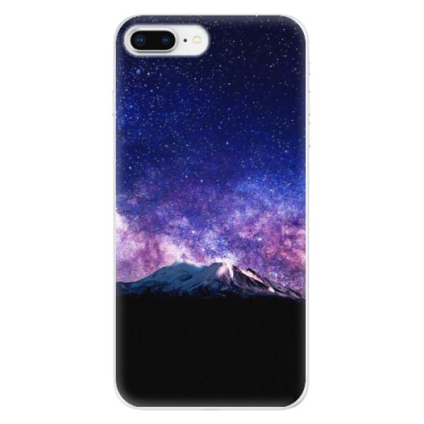 Odolné silikonové pouzdro iSaprio - Milky Way - iPhone 8 Plus