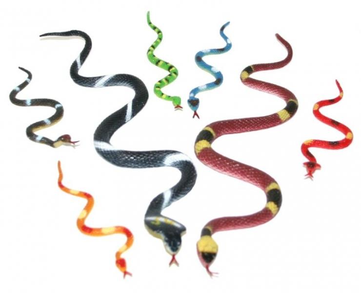 Hadi, 6 ks v sáčku