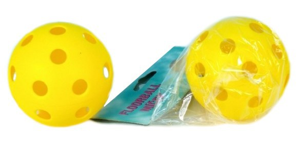 Míč na Florball plastový 7,5 cm