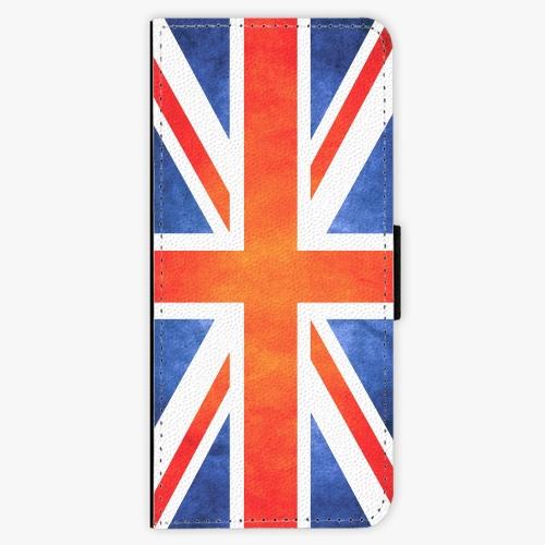 Flipové pouzdro iSaprio - UK Flag - Samsung Galaxy J3 2016