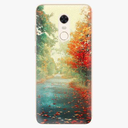 Plastový kryt iSaprio - Autumn 03 - Xiaomi Redmi 5 Plus