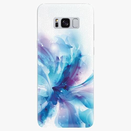Plastový kryt iSaprio - Abstract Flower - Samsung Galaxy S8 Plus