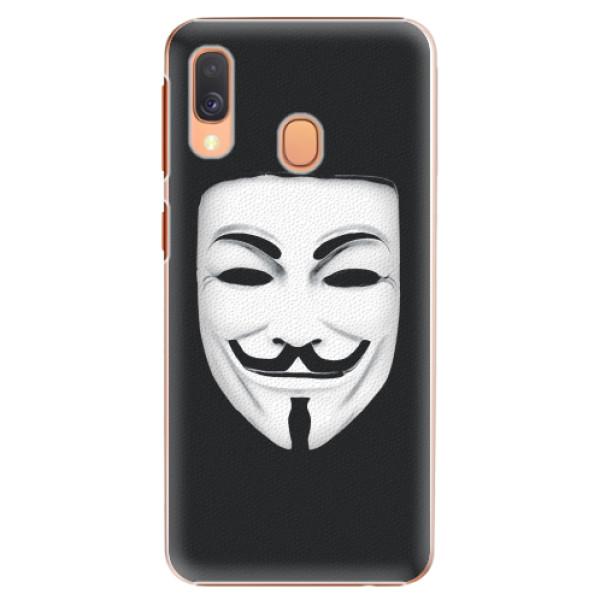 Plastové pouzdro iSaprio - Vendeta - Samsung Galaxy A40