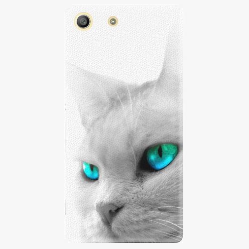 Plastový kryt iSaprio - Cats Eyes - Sony Xperia M5