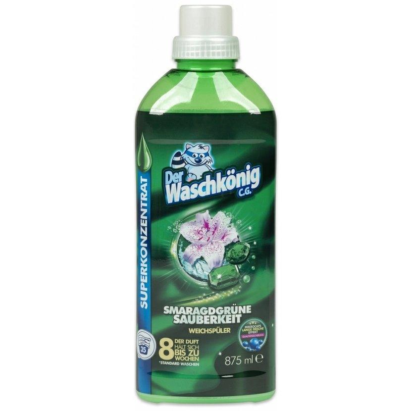 Smaragdgrüne Sauberkeit aviváž 875 ml