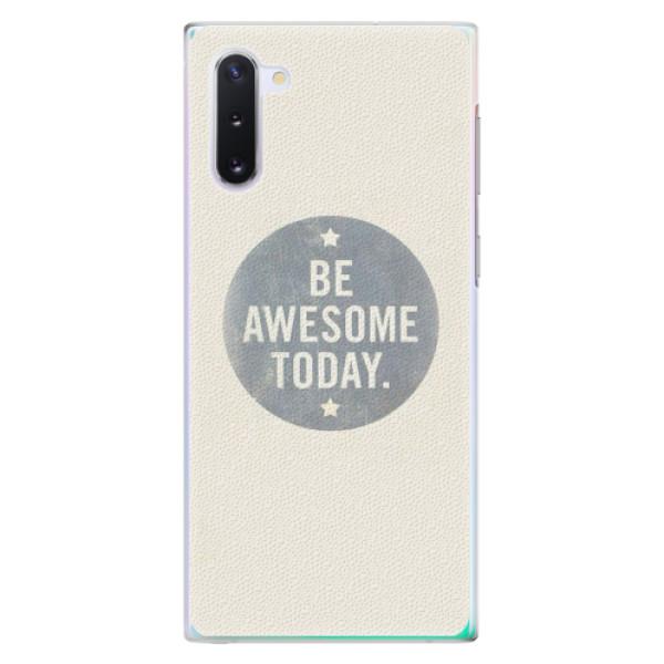 Plastové pouzdro iSaprio - Awesome 02 - Samsung Galaxy Note 10
