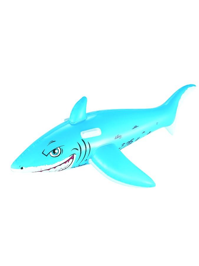 Dětský nafukovací žralok do vody Bestway - modrá