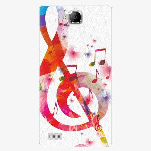 Plastový kryt iSaprio - Love Music - Huawei Honor 3C