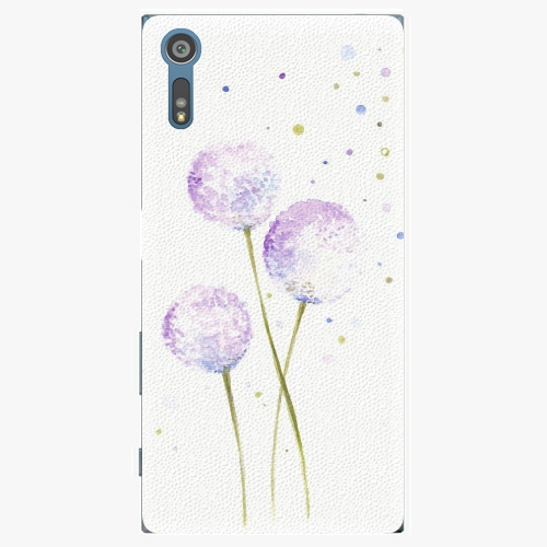 Plastový kryt iSaprio - Dandelion - Sony Xperia XZ