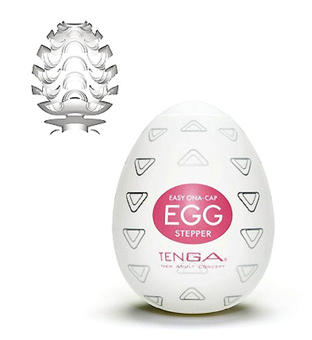 Masturbační vajíčko Tenga Egg Stepper